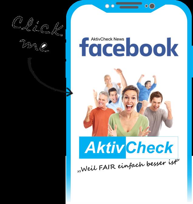 AktivCheck Handy Facebook NEU