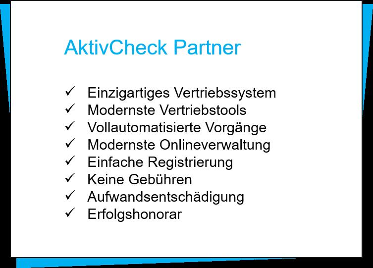 AktivCheck Partner Startseite NEU